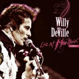 【送料無料】 Willy Deville / Live At Montreux 1994 【LP】
