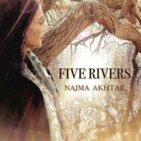 【送料無料】 Najma Akhtar / Five Rivers 【LP】