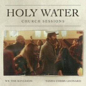 We The Kingdom / Holy Water 【LP】