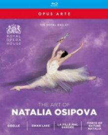 バレエ&ダンス / ナタリア・オシポワの芸術(4BD) 【BLU-RAY DISC】