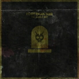 【送料無料】 Powerman 5000 (Pm 5k) / Noble Rot 輸入盤 【CD】