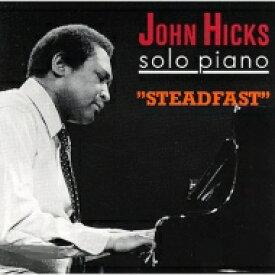 【送料無料】 John Hicks ジョンヒックス / Steadfast (180g) 【LP】
