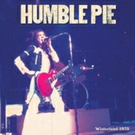 【送料無料】 Humble Pie ハンブルパイ / Winterland 1973 (2枚組アナログレコード) 【LP】