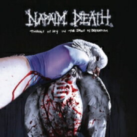 Napalm Death ナパームデス / Throes Of Joy In The Jaws Of Defeatism 輸入盤 【CD】