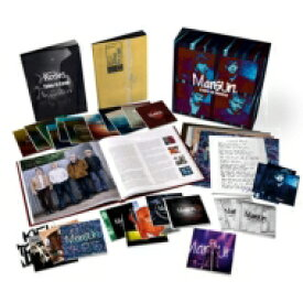 【送料無料】 Mansun マンサン / Closed For Business - 25th Anniversary (24CD+DVD) 輸入盤 【CD】