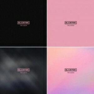 【送料無料】 BLACKPINK / 1st Full Album: THE ALBUM (ランダムカバー・バージョン) 【CD】