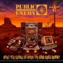Public Enemy パブリックエナミー / What You Gonna Do When The Grid Goes Down? 輸入盤 【CD】