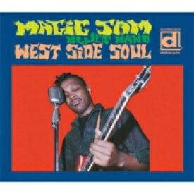 【送料無料】 Magic Sam マジックサム / West Side Soul <紙ジャケット> 【CD】