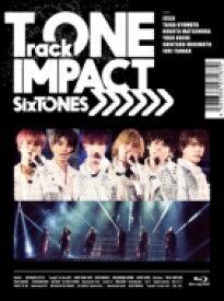 【送料無料】 SixTONES / TrackONE -IMPACT- 【初回盤】(Blu-ray) 【BLU-RAY DISC】