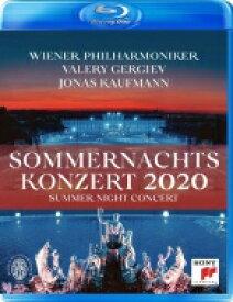 『シェーンブルン夏の夜のコンサート 2020』 ワレリー・ゲルギエフ&ウィーン・フィル、ヨナス・カウフマン 【BLU-RAY DISC】