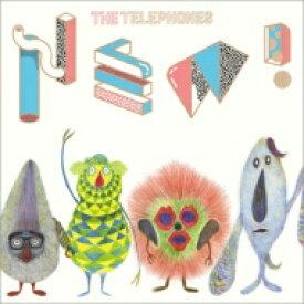 【送料無料】 the telephones テレフォンズ / NEW!【初回限定盤】(+DVD) 【CD】