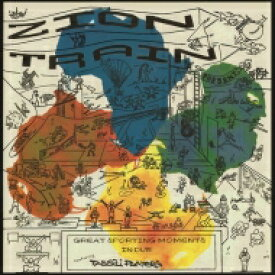 Zion Train ザイオントレイン / Great Sporting Moments In Dub 【LP】