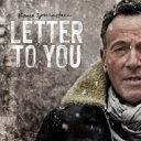 【送料無料】 Bruce Springsteen ブルーススプリングスティーン / Letter To You 【CD】