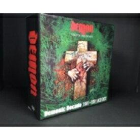 【送料無料】 Demon / 紙ジャケ8タイトルBOX 【CD】
