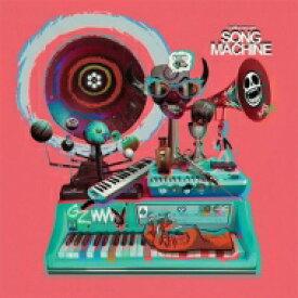【送料無料】 Gorillaz ゴリラズ / Song Machine: Season One - Strange Timez 【18曲収録】 【CD】