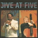 Clark Terry / Red Mitchell / Jive At Five 【CD】