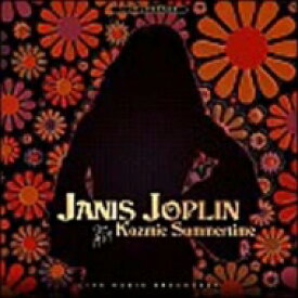 Janis Joplin ジャニスジョプリン / Kozmic Summertime (Transparent 180 Gram Vinyl) 【LP】