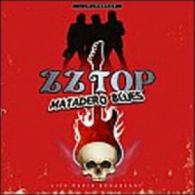 Zz Top ジージートップ / Matadero Blues (Transparent 180 Gram Vinyl) 【LP】