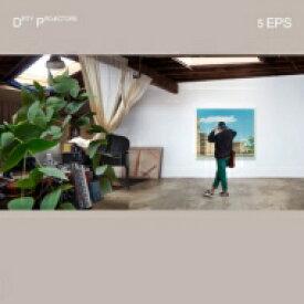 Dirty Projectors ダーティープロジェクターズ / 5eps 輸入盤 【CD】