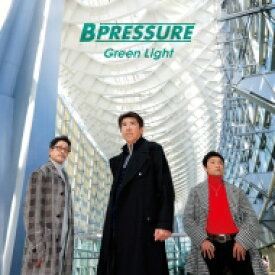 【送料無料】 B Pressure / Green Light 【CD】