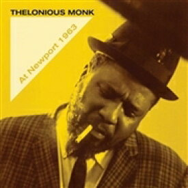 Thelonious Monk セロニアスモンク / At Newport 1963 【LP】
