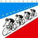 【送料無料】 Kraftwerk クラフトワーク / Tour De France (透明レッド / ブルーヴァイナル仕様 / 2枚組 / 180グラム…