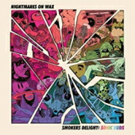 Nightmares On Wax (Now) ナイトメアーズオンワックス / Smokers Delight 【LP】