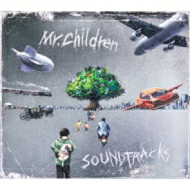 【送料無料】 Mr.Children / SOUNDTRACKS 【初回限定盤 B】(+Blu-ray) 【CD】