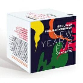 【送料無料】 ジルヴェスター・コンサート・ボックス ベルリン・フィルハーモニー管弦楽団(20BD) 【BLU-RAY DISC】