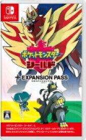 【送料無料】 Game Soft (Nintendo Switch) / ポケットモンスター シールド + エキスパンションパス 【GAME】
