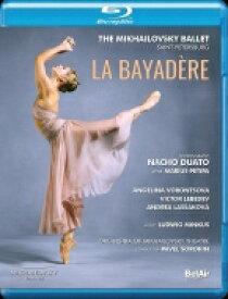 バレエ&ダンス / 『ラ・バヤデール』 ドゥアト改訂新振付、アンジェリーナ・ボロンツォワ、ヴィクトル・レベデフ、ミハイロフスキー劇場バレエ(2019) 【BLU-RAY DISC】