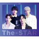 【送料無料】 JO1 / The STAR 【初回限定盤Blue】(CD+ACCORDION CARD) 【CD】