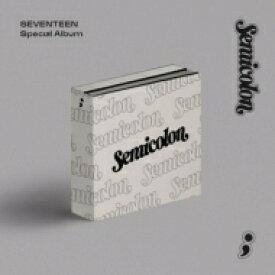 【送料無料】 SEVENTEEN / 《ポストカード付き》 Special Album ; [Semicolon] 【初回プレス】 【CD】