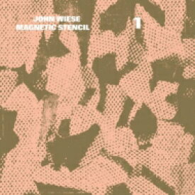 John Wiese / Magnetic Stencil 1 輸入盤 【CD】