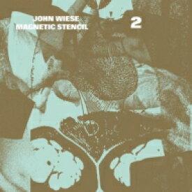 John Wiese / Magnetic Stencil 2 輸入盤 【CD】
