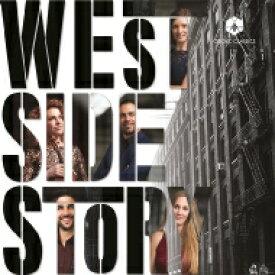 Bernstein バーンスタイン / 『ウェスト・サイド・ストーリー』ヴァイオリン&サックス四重奏版 グウェンドリン・メイシン、メリスマ・サクソフォン四重奏団 輸入盤 【CD】