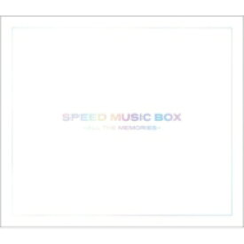 【送料無料】 SPEED スピード / SPEED MUSIC BOX - ALL THE MEMORIES -【初回生産限定盤】(8CD+2Blu-ray Audio+Blu-ray Disc) 【CD】