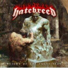 【送料無料】 Hatebreed ヘイトブレッド / Weight Of The False Self 【LP】