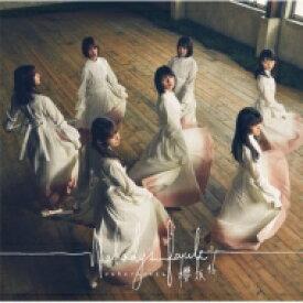 櫻坂46 / 1st シングル『Nobody's fault』 【初回仕様限定盤 TYPE-D】(+Blu-ray) 【CD Maxi】