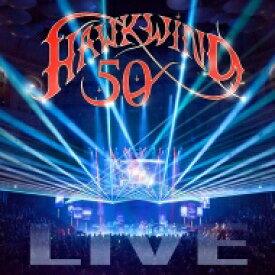 【送料無料】 Hawkwind ホークウィンド / 50 Live: 3lp Limited Edition (3枚組アナログレコード) 【LP】