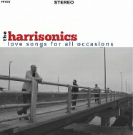 Harrisonics / Love Songs For All Occasions 【LP】