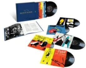 【送料無料】 Charlie Parker チャーリーパーカー / Mercury & Clef 10-inch Lp Collection (5枚組10インチアナログレコード) 【LP】