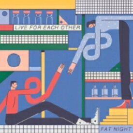 Fat Night / Live For Each Other 【CD】