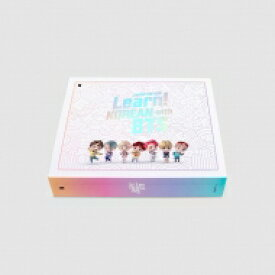 【送料無料】 Learn! KOREAN with BTS Book Package(Japan Edition) / BTS 【本】