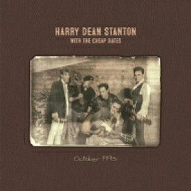 Harry Dean Stanton / Cheap Dates / October 1993 【LP】