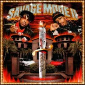 21 Savage / Metro Boomin / Savage Mode Ii 輸入盤 【CD】