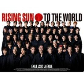 【送料無料】 EXILE TRIBE / RISING SUN TO THE WORLD【初回生産限定盤】(+Blu-ray) 【CD Maxi】