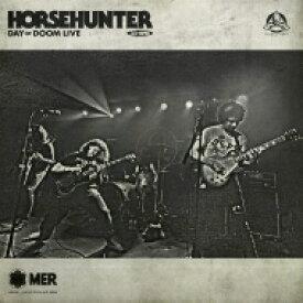 【送料無料】 Horsehunter / Day Of Doom Live (Brown Vinyl) 【LP】