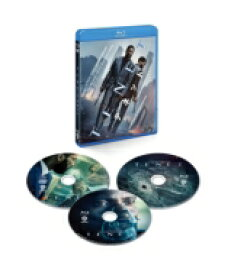 TENET テネット ブルーレイ & DVDセット (3枚組 / ボーナス・ディスク付) 【BLU-RAY DISC】