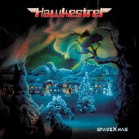 【送料無料】 Hawkestrel / Spacexmas (Colored Vinyl) 【LP】
